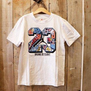 【ボーイズ】Nike Jordan Brand(ナイキ ジョーダンブランド):プリントTシャツ