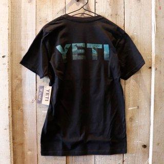YETI(イエティ):ロゴTシャツ