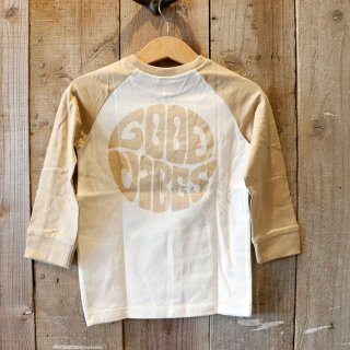 【ボーイズ】Cotton On(コットンオン):長袖ラグランTシャツ