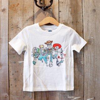 【ボーイズ】Old Navy(オールドネイビー):Disney Toy Story プリントTシャツ