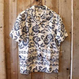 RRL(ダブルアールエルラルフローレン):フローラルシャツ