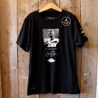 【ボーイズ】Nike Jordan Brand(ナイキ ジョーダンブランド):【DRY FIT】プリントTシャツ