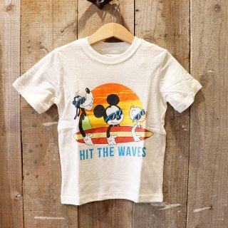 【ボーイズ】Disney(ディズニー):ミッキー&フレンズ プリントTシャツ