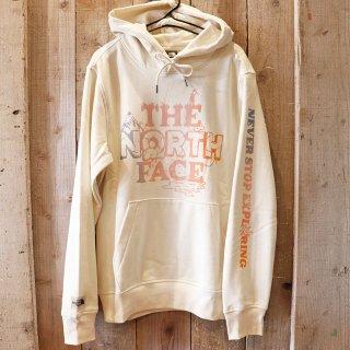 The North Face(ザ ノースフェイス):プリントパーカ