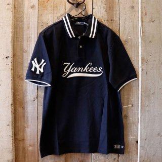 【ボーイズ】Polo Ralph Lauren(ラルフローレン):MLB ヤンキース ポロシャツ