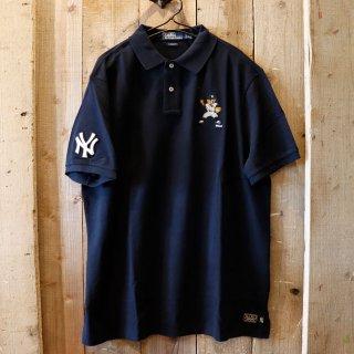 Polo Ralph Lauren(ラルフローレン):MLB ヤンキース ポロベアーポロシャツ