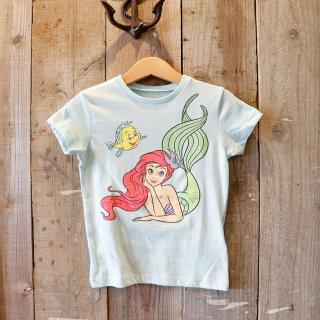 【ガールズ】Disney(ディズニー):アリエル プリントTシャツ