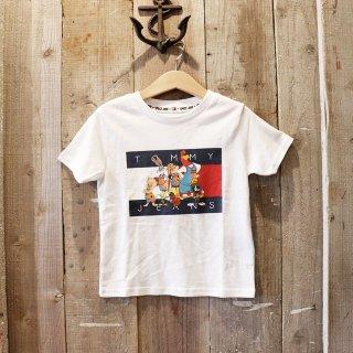 【ボーイズ】Tommy Jeans(トミージーンズ):Space Jam プリントTシャツ