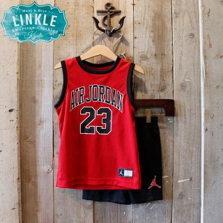 【ボーイズ】Nike Jordan Brand(ナイキ ジョーダンブランド):セットアップ(タンクトップ+ショーツ)