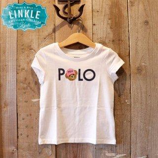 【ガールズ】Polo Ralph Lauren(ポロラルフローレン):ポロベアーTシャツ