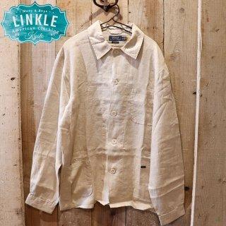 Polo Ralph Lauren(ラルフローレン):リネンシャツジャケット
