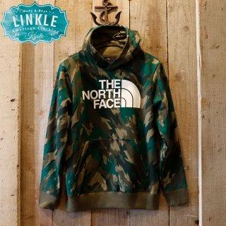 【ボーイズ】The North Face(ザ ノースフェイス):ロゴパーカ