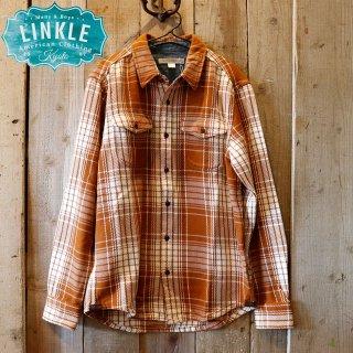 outerknown(アウターノウン):ブランケットシャツ