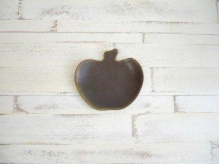 りんご皿 サビS 古谷製陶所