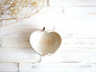 りんご小鉢 白ミニ 古谷製陶所