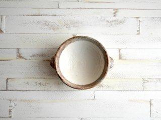 耳付丸小鉢 白小 古谷製陶所
