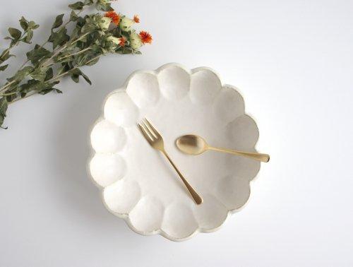 白リンカ 24大鉢 美濃焼