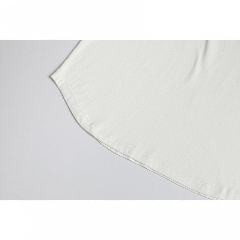 Back Print Tee(White)