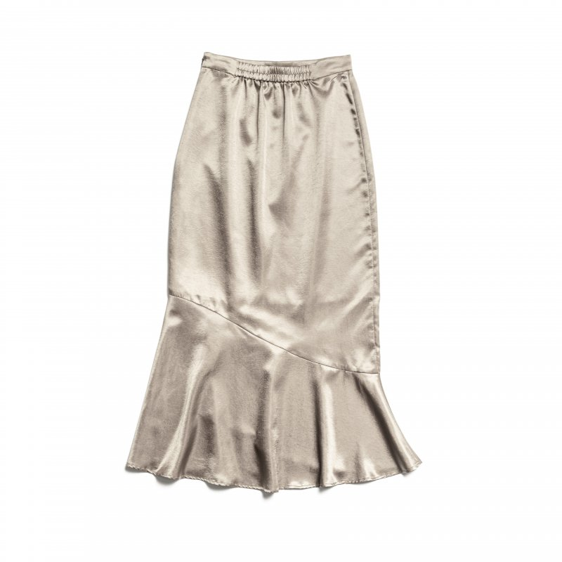 Mermaid Skirt(Beige)