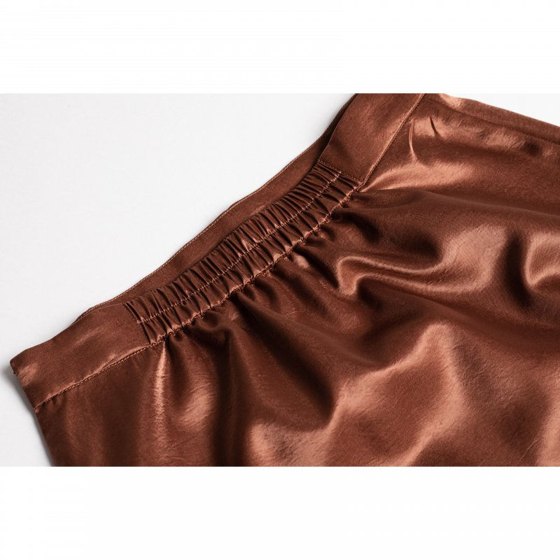 Marmaid Skirt(Brown)