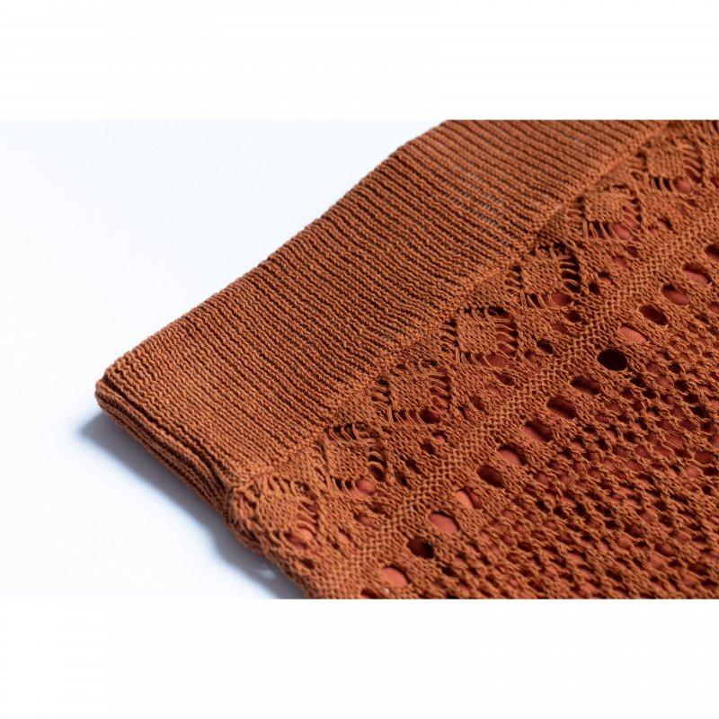 Crochet Knit Set Up(Camel)