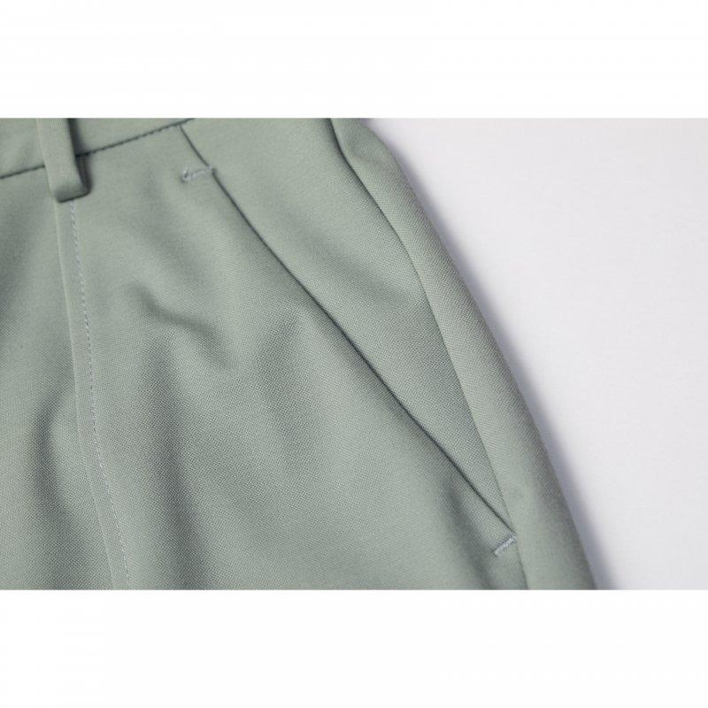 Front Slit Color Pants(Mint)