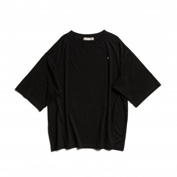 AMYER - Back Photo Print TEE(Black)