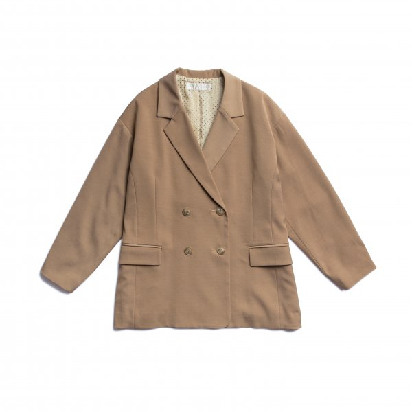 AMYER - Double Breasted Jacket