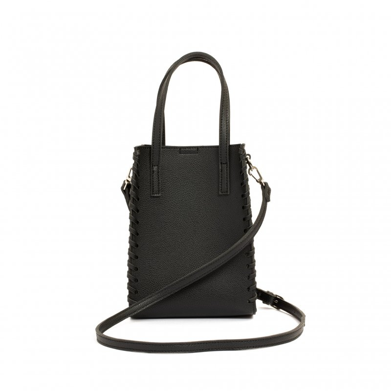 3way Square Bag(Black)