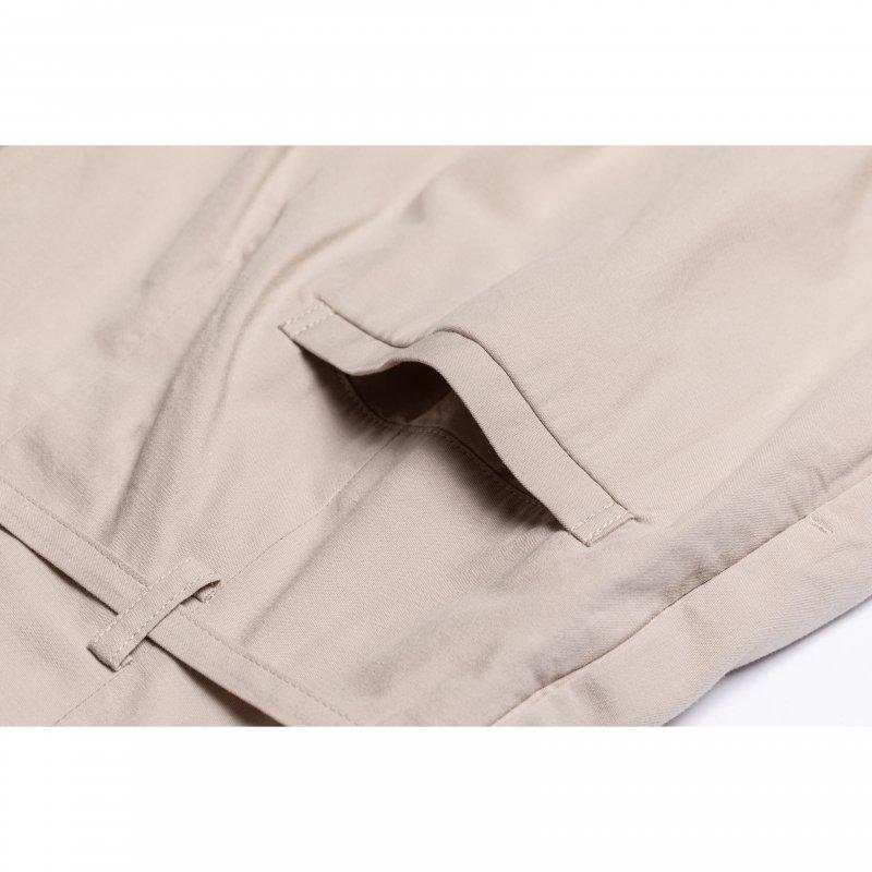 High Waist Pants(Ivory)