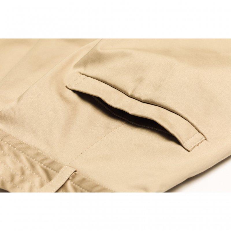 Waist Stitch Half Pants(Beige)