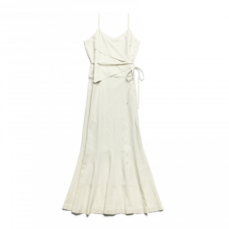 Layered Cami One-Piece(Off White)