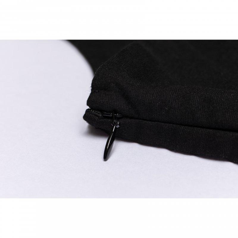 Layered Cami One-Piece(Black)