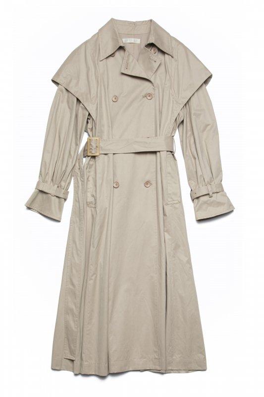 2Way Trench Coat(Beige)