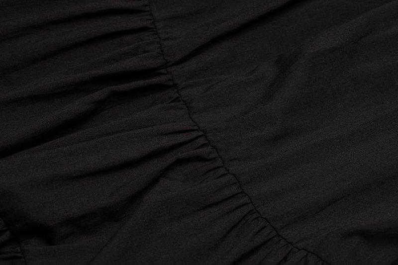 Cache Coeur Long One-Piece(Black)