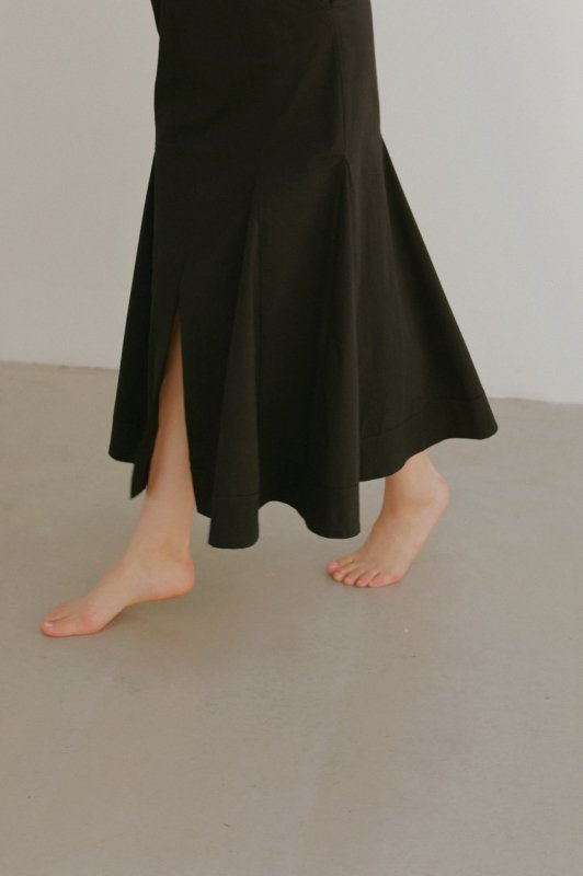 Mermaid Skirt(Black)