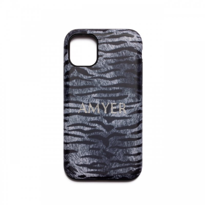 AMYER - ゼブラプリントiphoneケース<img class='new_mark_img2' src='https://img.shop-pro.jp/img/new/icons16.gif' style='border:none;display:inline;margin:0px;padding:0px;width:auto;' />