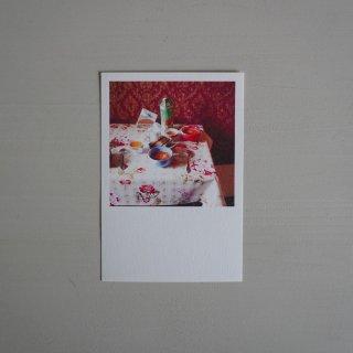 井岡美保撮影のポストカード ロシアの食卓