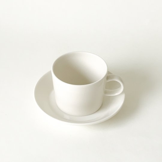 <img class='new_mark_img1' src='https://img.shop-pro.jp/img/new/icons6.gif' style='border:none;display:inline;margin:0px;padding:0px;width:auto;' />TEEMA CUP & SAUCER-S | ivory