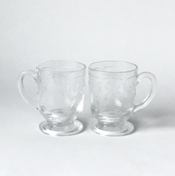 APIRA GLASS MUG SET