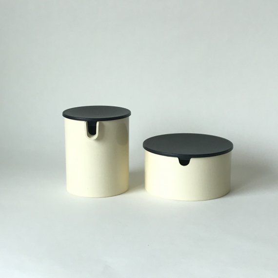 STELTON MILK & SUGAR SET