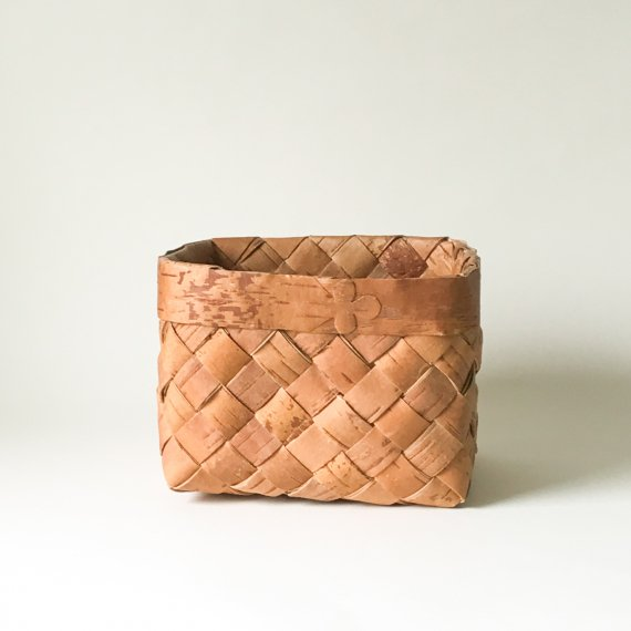BIRCH BASKET