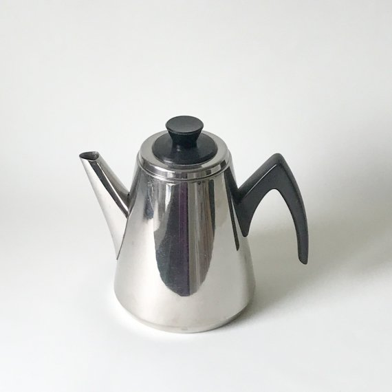 STAINLESS COFFEE POT