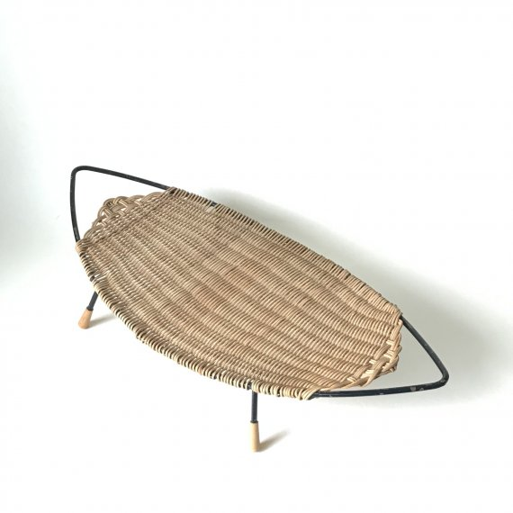 BASKET TRAY with STAND
