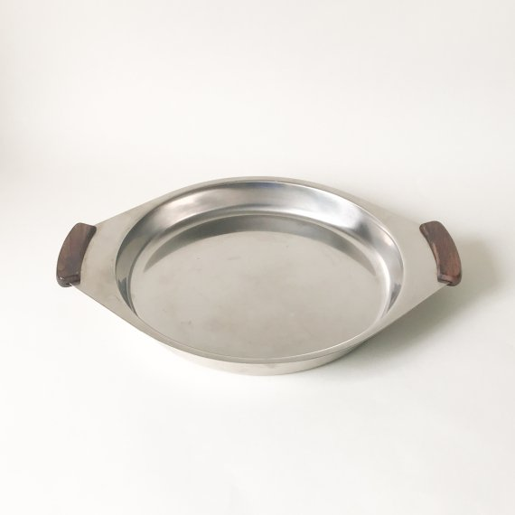 STAINLESS HANDLE PLATE