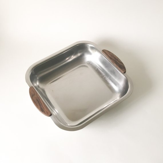 STAINLESS BOWL SQUARE