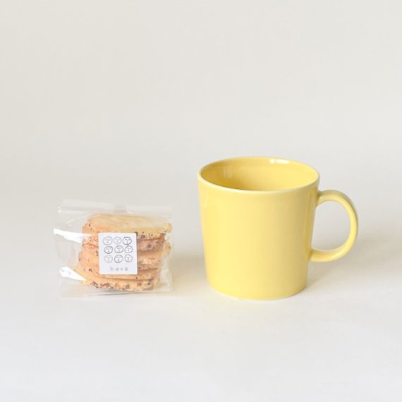 TEEMA MUG | yellow