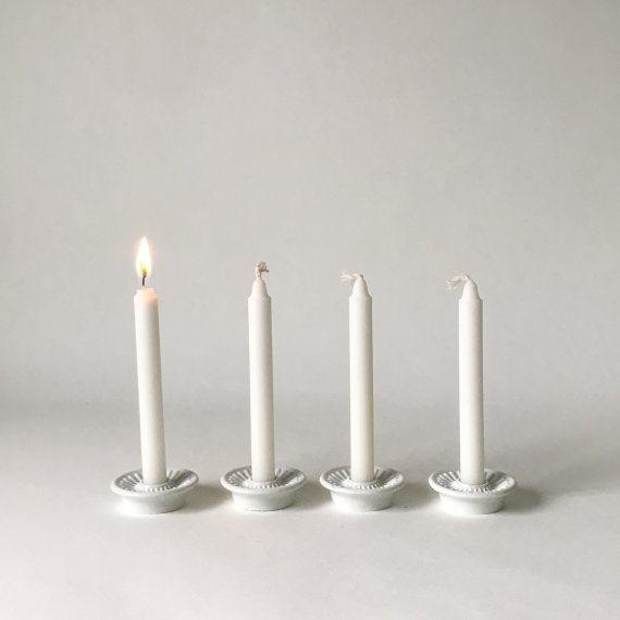 CANDLE STAND SET/4