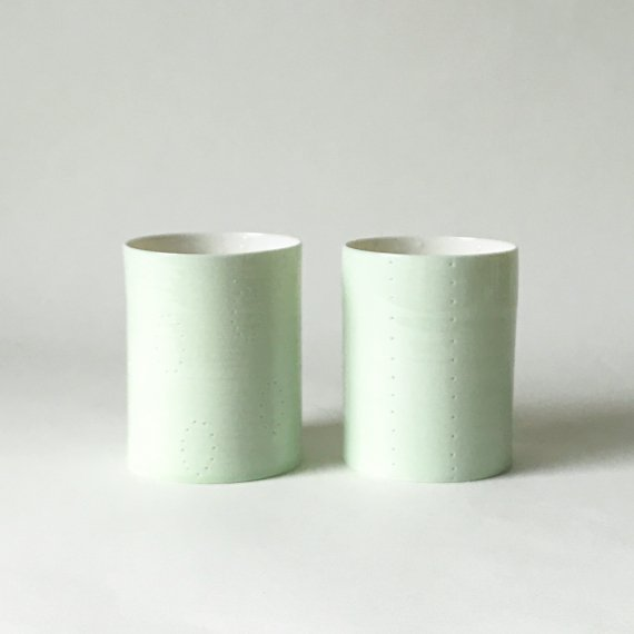 CANDLE STAND SET/2