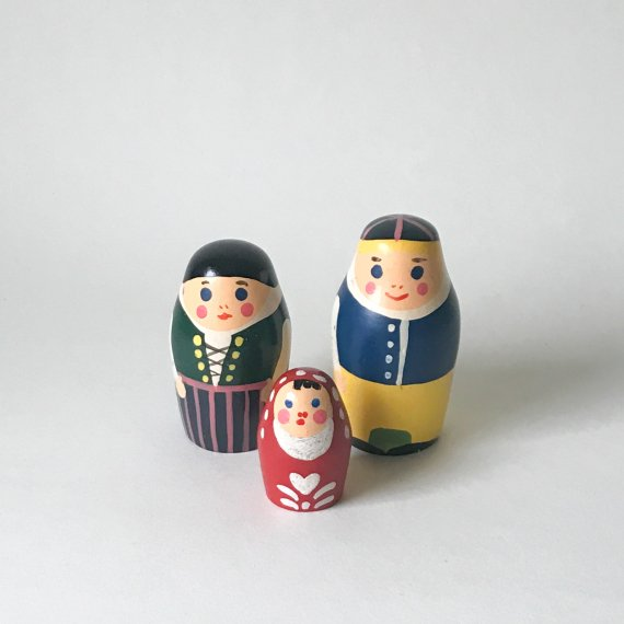 WOODEN CHILDREN